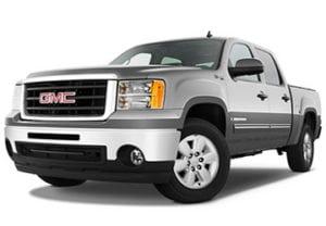 Photo of gray pickup truck